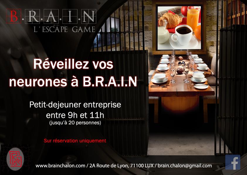 Brain Dejeuner