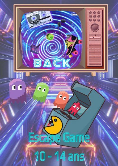 Escape Game 10-14 ans